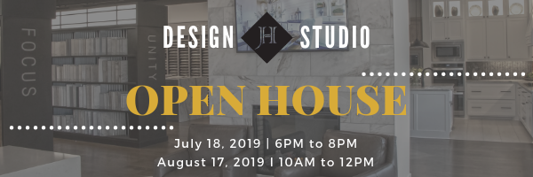 Design Studio Open House - landing page graphic